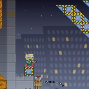 Гра на Фізику: Зомбі Джек проти Людей