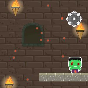 Гра на Фізику: Зачисти Підземелля від Зомбі