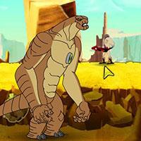 Гра Бен 10 2: Гумунгозавр!