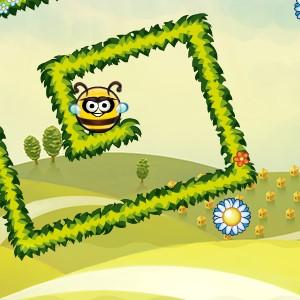 Фізична Гра: Політ Бджілки