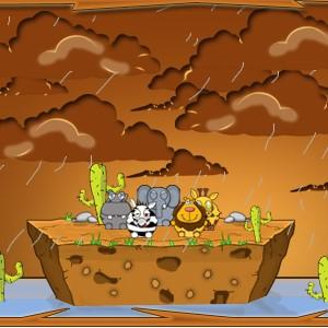 Гра Порятунок Божевільних Тварин