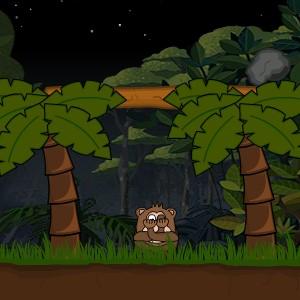 Гра Вкрий Мешканців Джунглів від Уламків Метеоритів