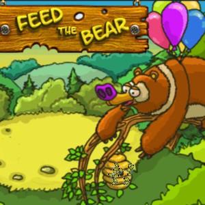 Гра Нагодувати Великого Ведмедя