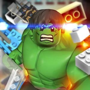 Гра Халк в Ролі Супергероя