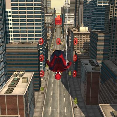 Гра Людина-Павук 3Д: Стрибки по Місту