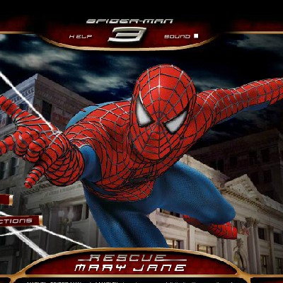 Гра Людина-Павук: Порятунок Мері Джейн
