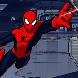 Гра Людина-Павук і Залізний Павук проти Роботів