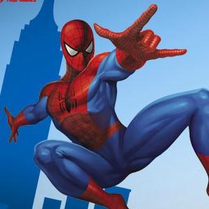 Гра Людина-Павук: Збір Речей в Місті