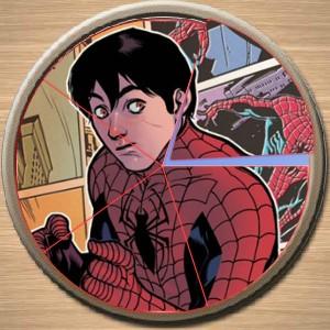 Гра Людина-Павук: Коловий Пазл