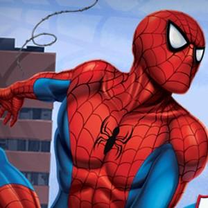 Гра Людина-Павук Стріляє Павутиною в Нью-Йорку