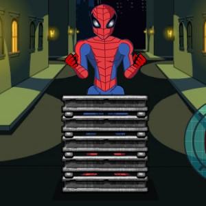 Гра Людина-Павук: Сильний Удар