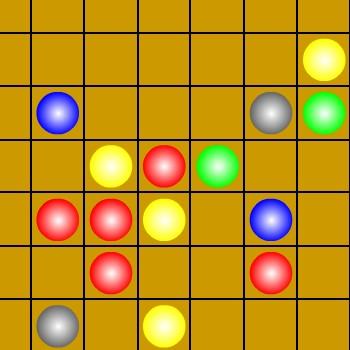 Гра Китайські Лінії з Кульками