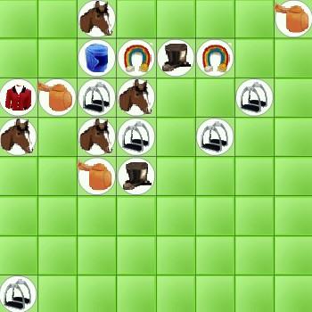 Гра Кульки з Тваринами: Конячки