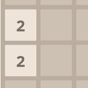 Гра 2048 Класична