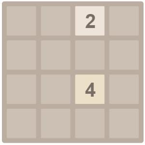 Гра 2048 з Поверненням