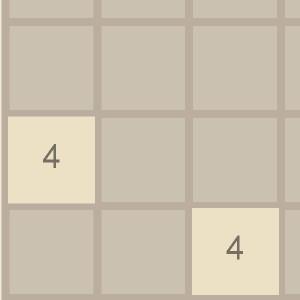 Гра 2048 на Двох