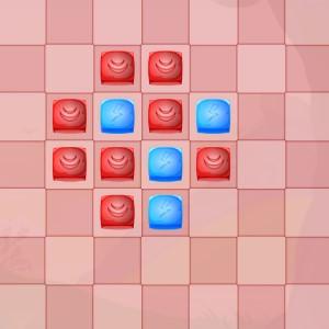 Гра 2048: Складати Камінці і Цукерки