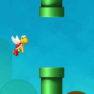 Гра Флеппи Берд: Літаюча Черепашка