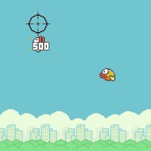 Гра Полювання на Літаючих Пташок