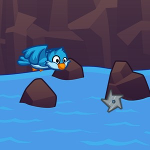 Гра Літаюча Смілива Птах