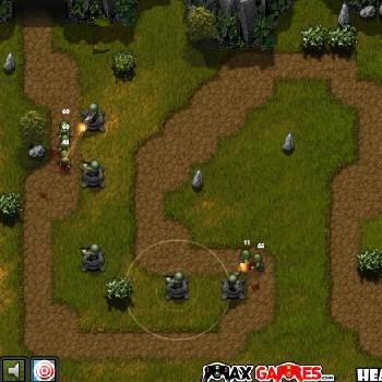 Гра Захист Вежі 2: Оборона Периметра