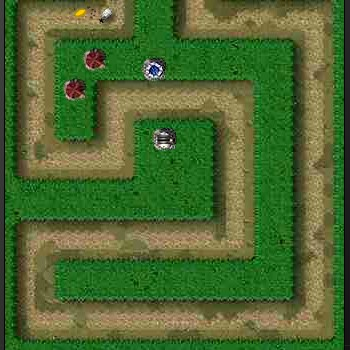 Гра Захист Вежі 3 в стилі Варкрафт