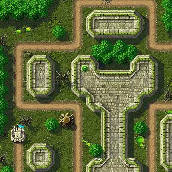 Гра Захист Вежі Старого Замку