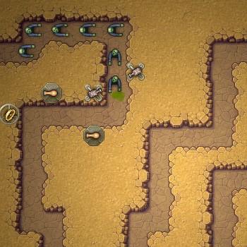 Гра Захист Башти від натовпу Зомбі