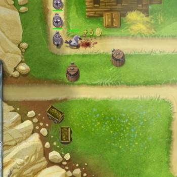 Гра Захист Вежі Фермера
