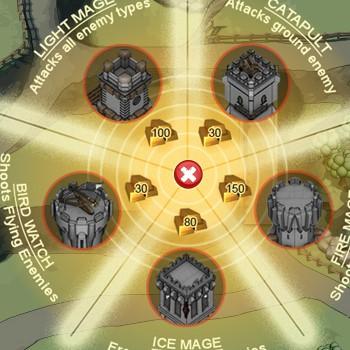 Гра Захист Стародавньої Вежі
