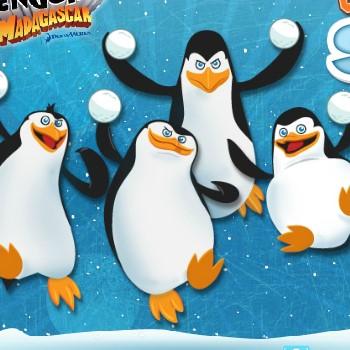 Гра Захист Башти від Пінгвінів