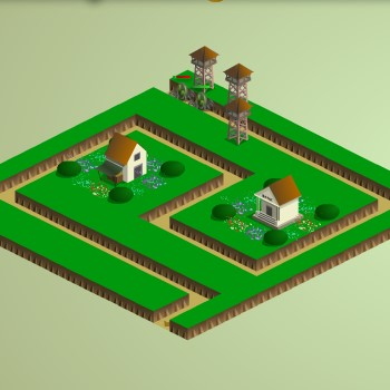 Гра Захист Піксельної Вежі
