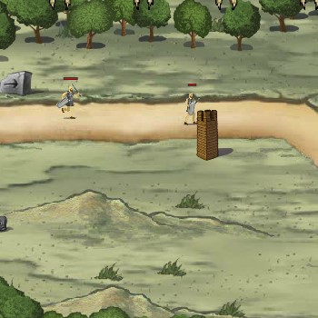 Гра Захист Вежі Амазонки
