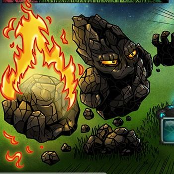 Гра Монстри Атакують: Зберігач Кристалів 2