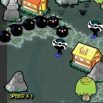 Гра Захист Оборонних Веж від Монстрів