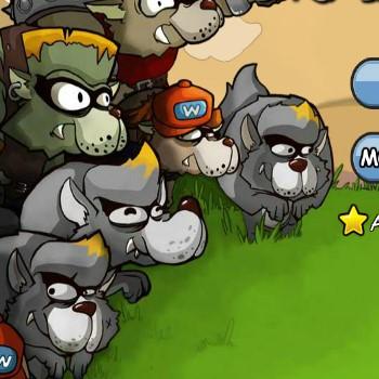 Гра Захист Вежі: Вовки проти Овець