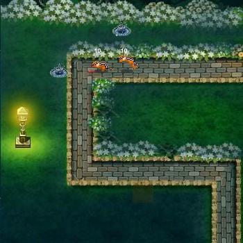 Гра Захист Башти від Диких Звірів