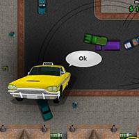 Гра ГТА: Небезпечне таксі