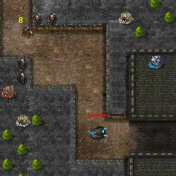 Гра Захист Вежі з Лучниками і Паладинами