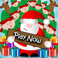 Гра Новий Рік: Санта проти ельфів