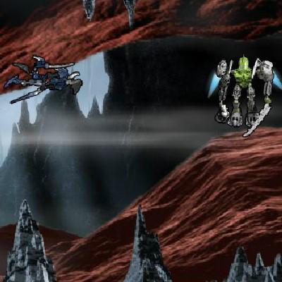 Гра Бионикл Вампрах: Захист Бази
