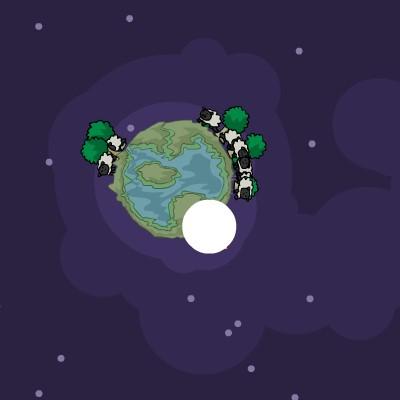 Гра Бомбардування Астероїдами