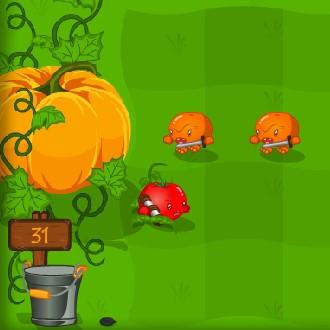 Гра Війська: Фрукти проти Овочів