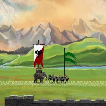 Гра Війська: Війна на слонах