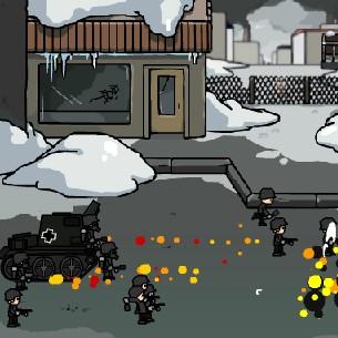 Гра Війська проти Військ: Зимовий Сталінград