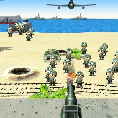 Гра Війська Острова: Захист від Десанту