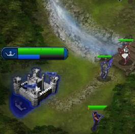 Гра Битва Військ: Замок проти Замку