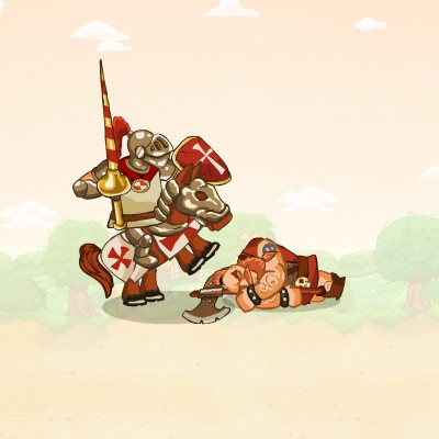 Гра Війська Лицарів: Захист Середньовічного Замку