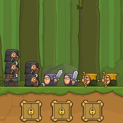 Гра Війська: Відважні Коротуна