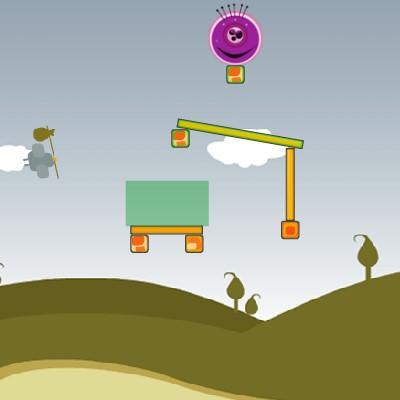 Гра Головоломка з Прибульцями на Прибирання предметів